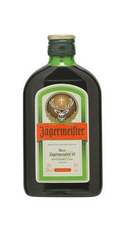 Picture of JAGERMEISTER 0.2L  -12/1-