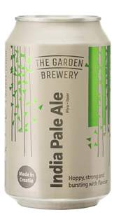Picture of *PIVO GARDEN IPA 0.33L -24/1-  LIM.