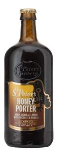 Picture of N-*PIVO ST.PETER'S 0.50L HONEY PORTER  -12/1-