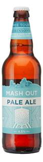Picture of N-*PIVO ROBINSONS MASH OUT PALE ALE 0.50L   -8/1-  BOCA 4.5% ALC