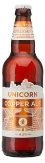 Picture of *PIVO ROBINSONS UNICORN COPPER ALE 0.50L   -8/1-  BOCA 4.3% ALC