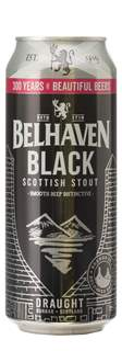 Picture of *PIVO BELHAVEN BLACK 0.44L STOUT  -24/1-  LIM