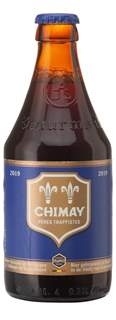 Picture of *PIVO CHIMAY PERES BLUE 0.33L TRAPPIST 9%  -24/1-