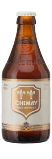 Picture of *PIVO CHIMAY PERES WHITE 0.33L TRAPPIST 8%  -24/1-