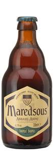 Picture of *PIVO MAREDSOUS ABBAYE 0.33L 10% ALK.TRIPLE  -24/1-