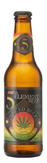 Picture of *PIVO 5TH ELEMENT CANNABEER 0.33L  -12/1-