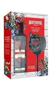 Picture of N-*GIN BEEFEATER 0,7L + 1 ČAŠA