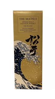 Picture of *WHISKY MATSUI THE PEATED SINGLE MALT JAPAN 0,7L 6/1