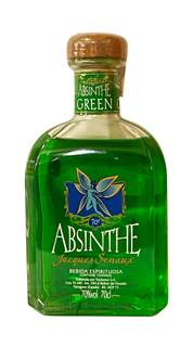 Picture of *ABSINTHE GREEN 0.70L70%ALK   -6/1-