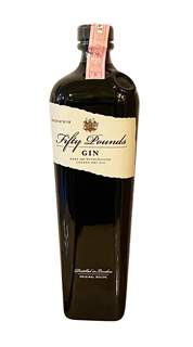 Picture of *GIN FIFTY POUNDS 0.7L