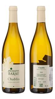 Picture of *CHABLIS BARAT 0.75L ZOI SUHO 2018 -6/1-