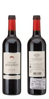 Picture of *CHATEAU ROUCHET MEDOC 0.75L ZOI SUHO 2016 -12/1-