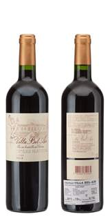 Picture of *CHATEAU VILLA BEL-AIR 0.75L ZOI SUHO 2015 -6/1-