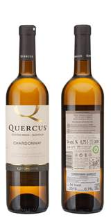 Picture of *CHARDONNAY QUERCUS 0.75L ZOI SUHO 2020 -6/1-