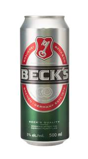 Picture of N-*PIVO BECK'S 0.50L  -24/1-  LIMENKA