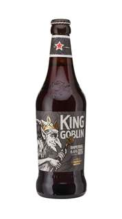 Picture of *PIVO WYCHWOOD KING GOBLIN 0.50L  -8/1-  6.6%ALC 126#