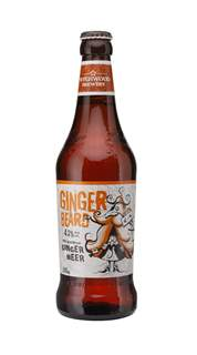 Picture of *PIVO WYCHWOOD GINGER BEARD 0.50L  -8/1-  4.2%ALC 126#