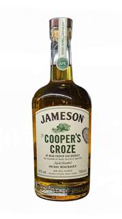 Picture of N-*WHISKY JAMESON 0,7L THECOOPERS CROZE